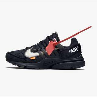 Nike Air Presto x Off-White US 12