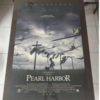 Pearl Harbor (Clothesline) - Original Film Poster