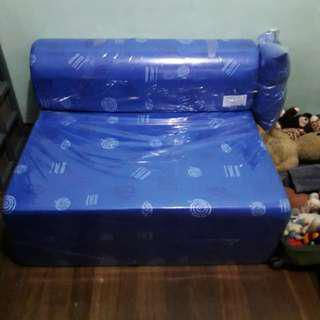 uratex deluxe sofabed single