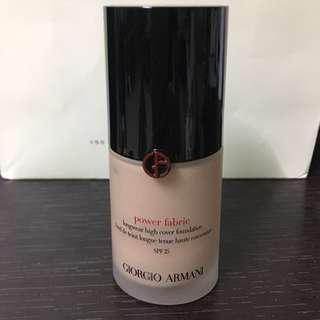 Giorgio Armani Power Fabric Foundation 粉底