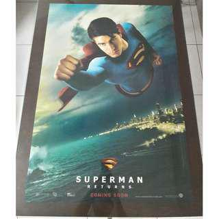 Superman Returns (A) - Original Film Poster