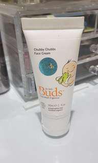 Buds Chubby Chubbs Face Cream 30ml