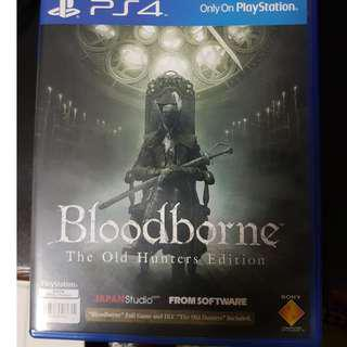 Bloodborne - The Old Hunters Edition