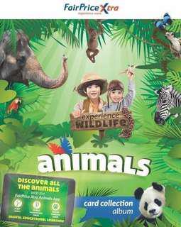 NTUC Animal Cards