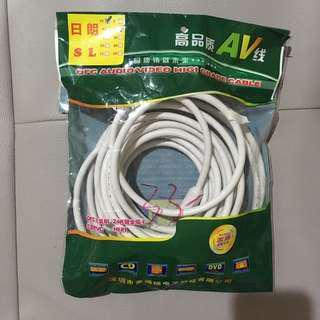 20 呎TV Cable