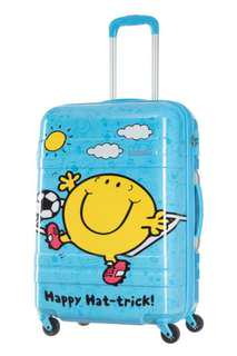 "BNIB American Tourister Mr Football 25"" luggage"