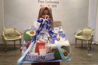Mustela Baby and Maternity Parcel