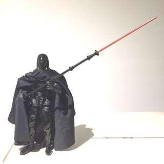 "6"" Star Wars Black Series Shadow Guard Black"