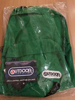 100% authentic brand new Outdoor backpack