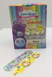 care bear 膠布 100塊