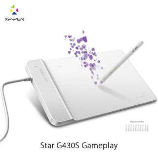 [ORDER] XP-Pen G430S Black / White Tablet for OSU and Creative Apps
