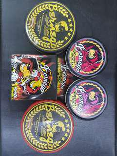 BERNEGO Hair Pomade - Original Genuine!!! 1st in Singapore. Supplier Price.