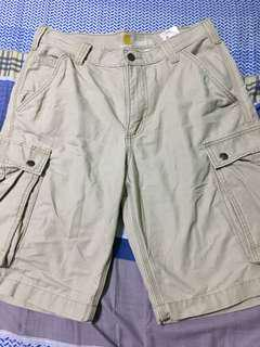 Carhartt 短褲 32 95% 平放