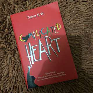 novel complicated heart