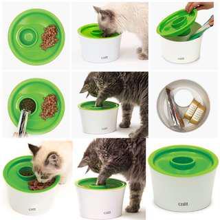 Cheapest!!! BN Catit Multi Feeder Cat bowl