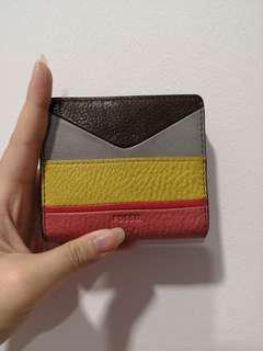 Fossil Woman Short Wallet