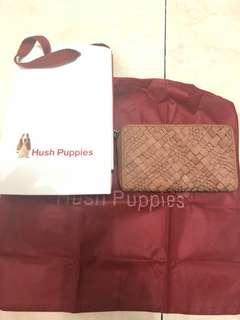 Hush puppies ori leather