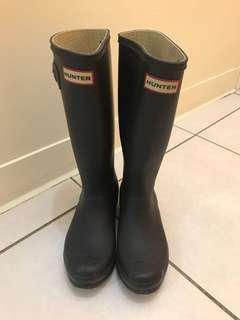 🚚 Hunter 雨靴