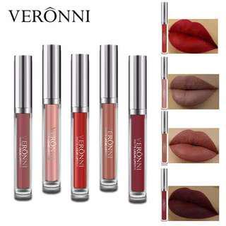 VERRONI Matte Liquid Lipstick Moisturizing Waterproof