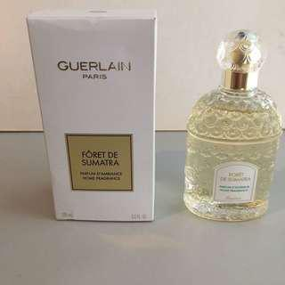 Guerlain forest de sumatra home fragrance skin