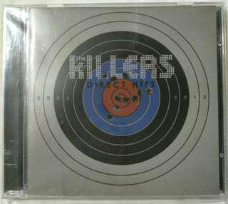 [Music Empire] The Killers - Direct Hits CD Album