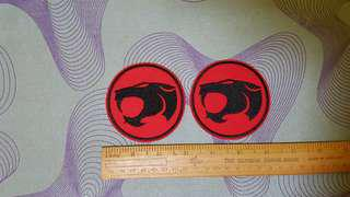 Thundercats iron on patch
