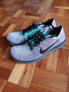 Nike Free Flyknit Multicolor Women's