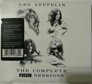 [Music Empire] Led Zeppelin - The Complete BBC Sessions CD Album