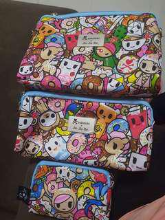 Jujube Tokipops Large and Small Set