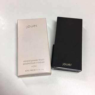JOEUR mineral powder blush - peach bouquet