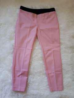 #mauiphonex celana panjang pink forever 21