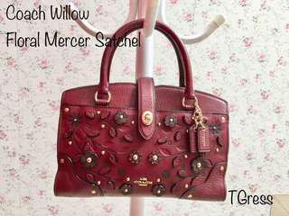 Coach Willow Floral Mercer