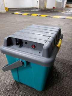 充電洗車神器