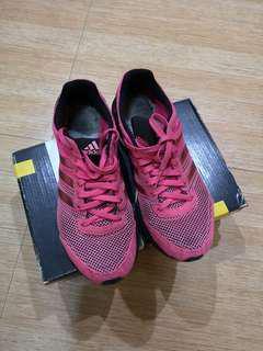 Adidas running boost pink