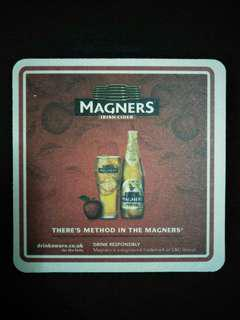 🚚 Magners Irish Cider Beer Mat/Coaster🍻
