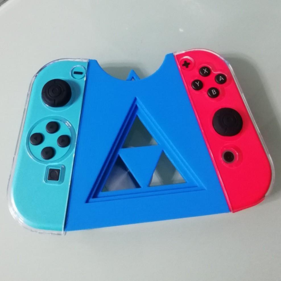 3D Printed Nintendo Switch Joy-Con Holder Grip, Toys & Games