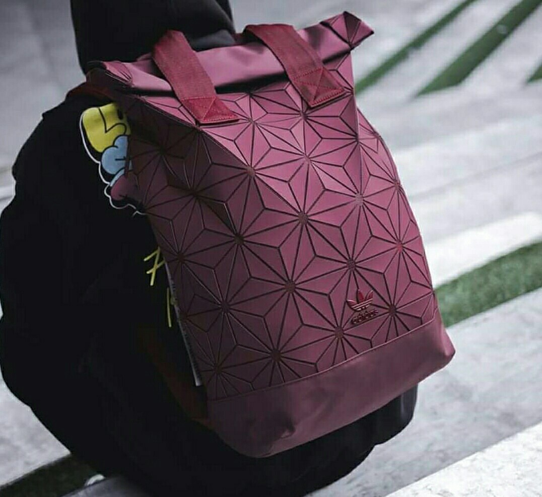b583567df4 Adidas 3D RED Backpack