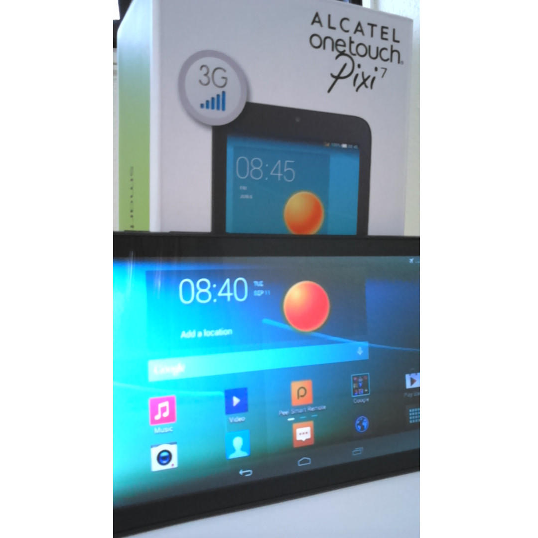 Alcatel Onetouch Pixi Android Tablet 7 inch I216X, Mobile
