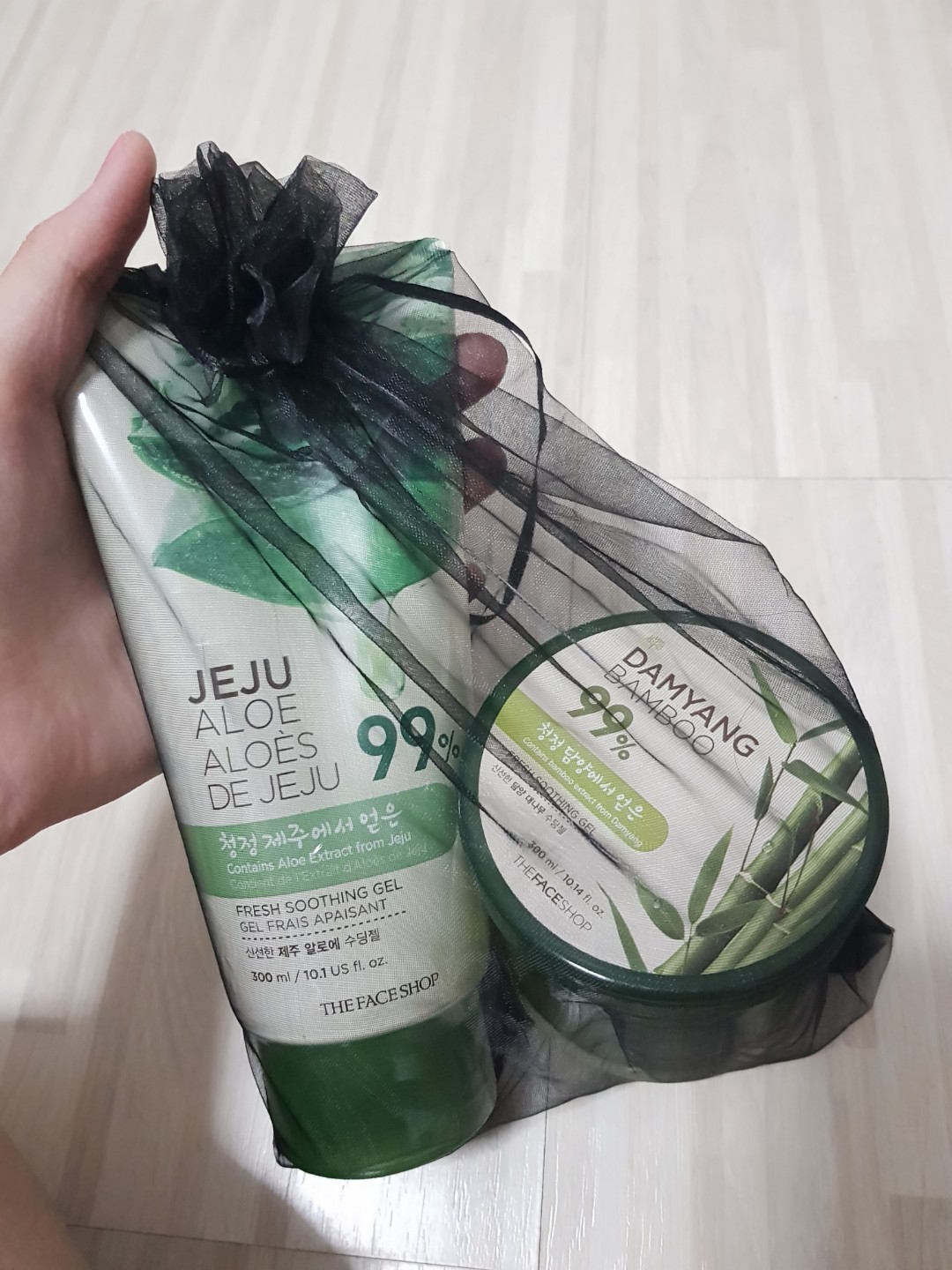 Aloe Vera Soothing Gel Health Beauty Face Skin Care On Carousell K Jeju Fresh Shooting Nature