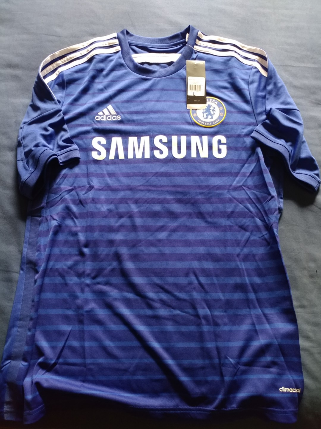 5d523c80c Authentic Chelsea Home Jersey, Sports, Sports Apparel on Carousell