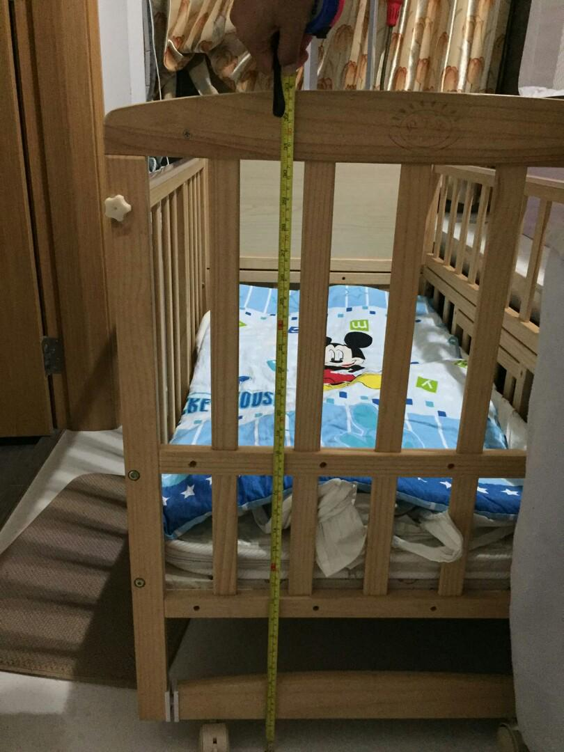 Baby Cot Crib Bed