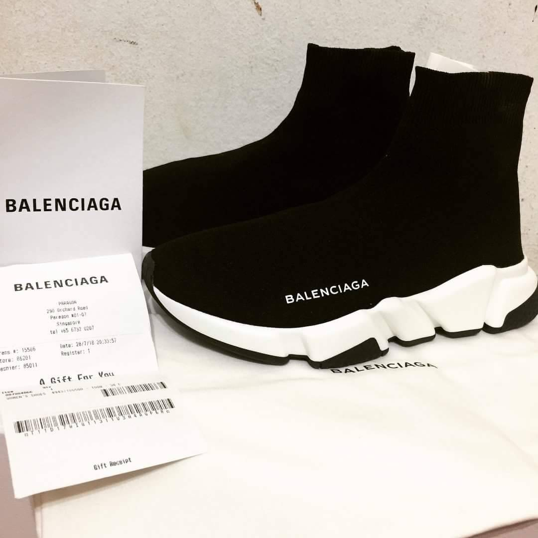 Balenciaga Speed trainer (women), Women