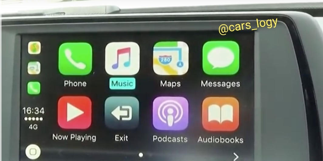 BMW CarPlay for NBT Model Only