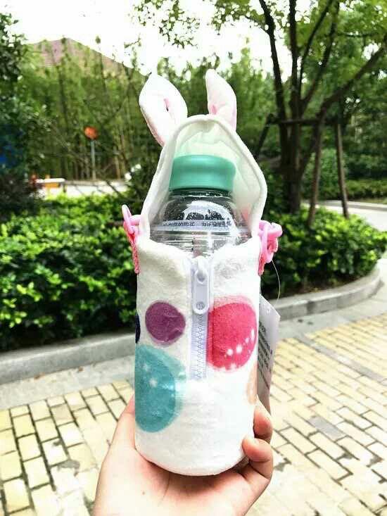 c7587c079 NEW] Starbucks rex rabbit cold water bottle 355ml, Design & Craft ...