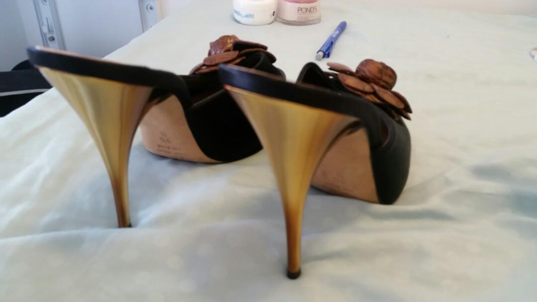 Branded high heels made in italy, Women