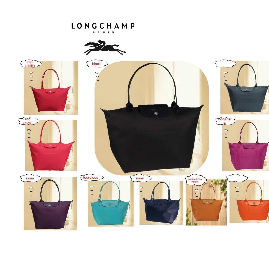 974c5554d5c16 CLEARANCE SALES!Authentic Longchamp Planètes Tote Bag Large   Medium ...