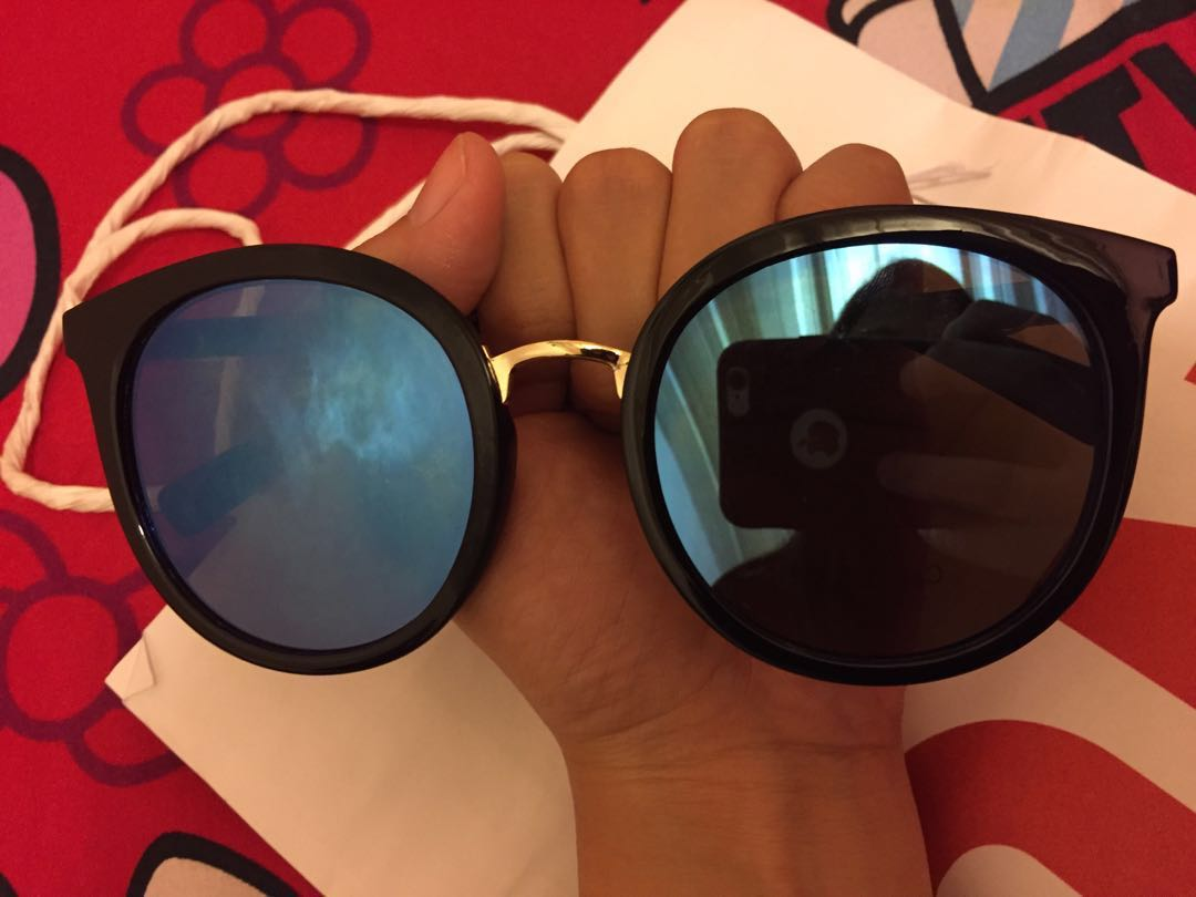 3961bb10bb Dublin round sunglasses