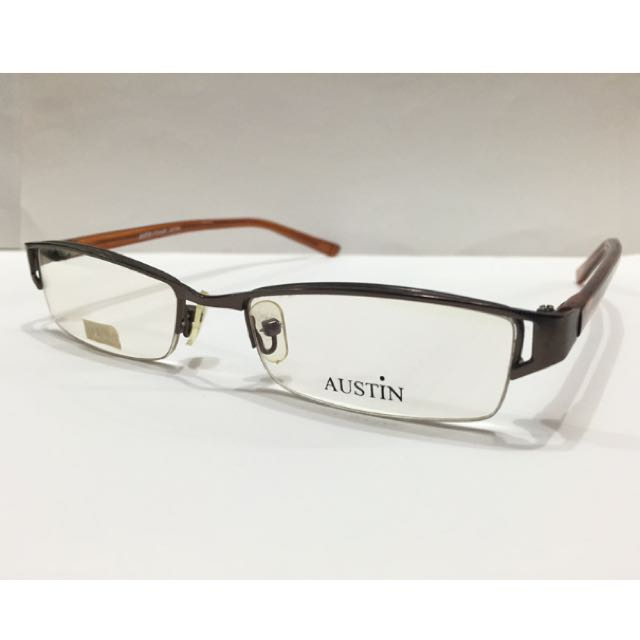 274baf1221b INSTOCK  AUSTIN PRESCRIPTION SPECTACLES HALF FRAME   WEAR FOR ...