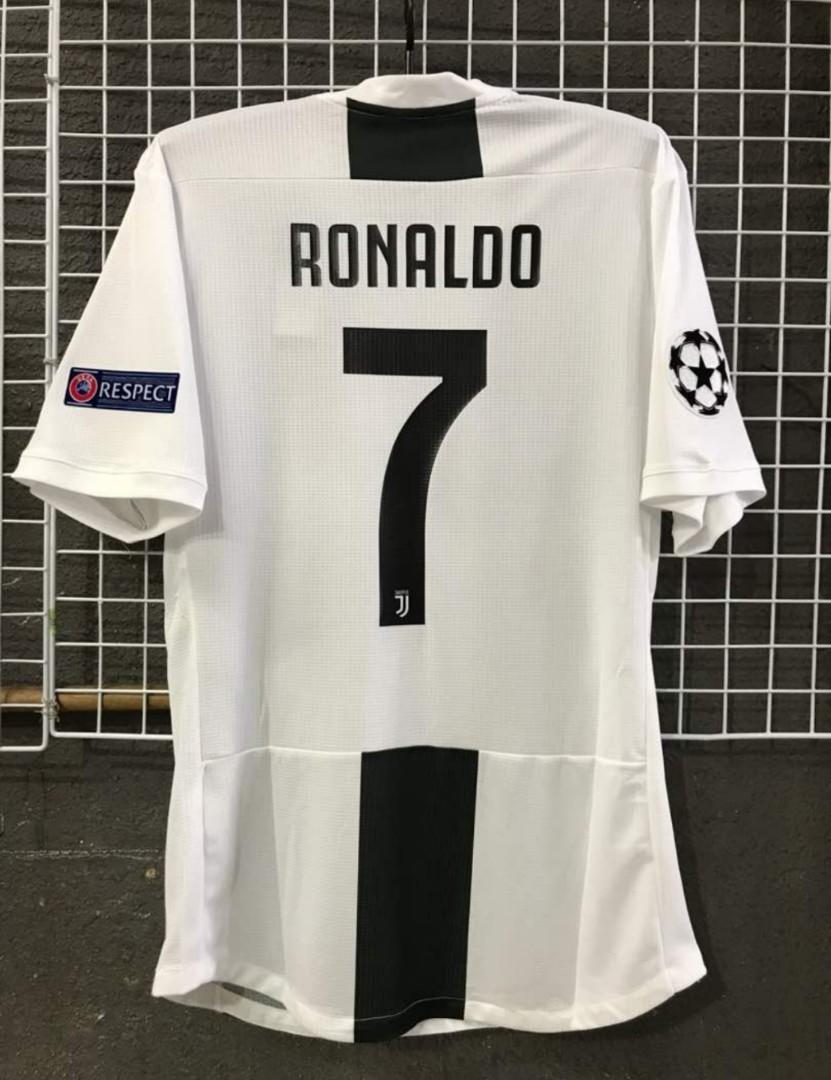 b2e3bce4d72 Juventus 18 19 Jersey