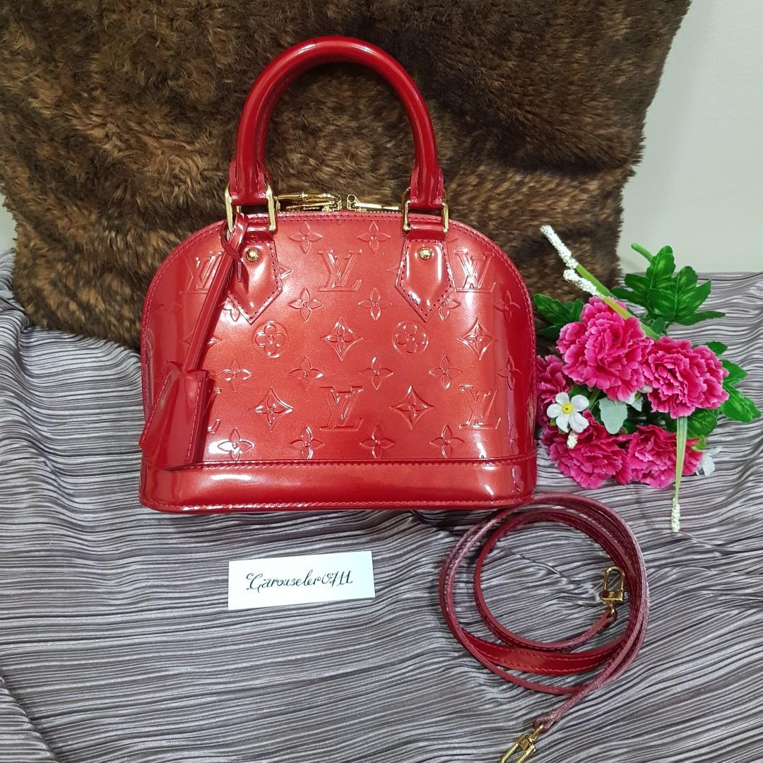 1514b34e90c2 Louis Vuitton Alma BB Authentic